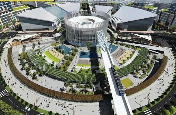 Trung tâm Thương mại Thế giới lớn nhất nước tại Bình Dương