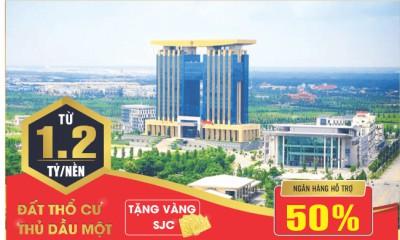 Dự Án Bình Dương City Center