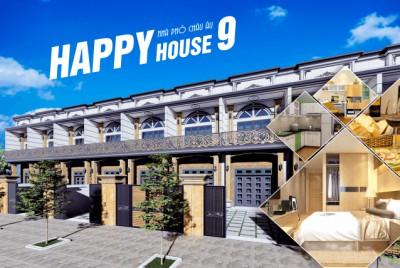 Nhà Phố Châu Âu Happy House 9
